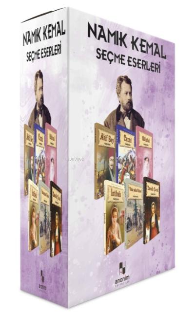 Namık Kemal 6 Kitap Set