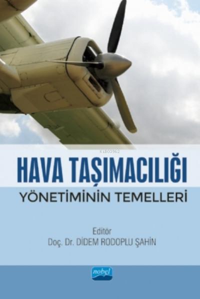 Hava Taşımacılığı Yönetiminin Temelleri