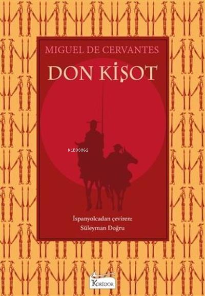 Don Kişot - Bez Ciltli