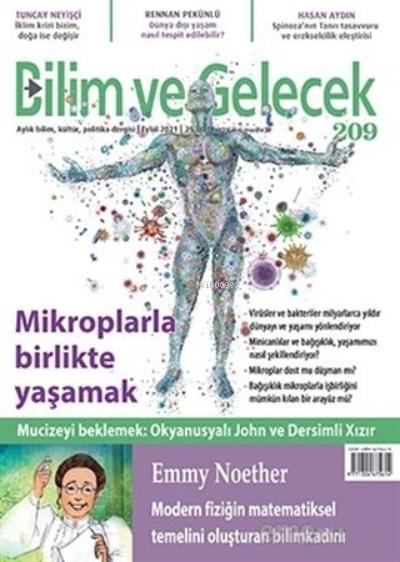 Bilim ve Gelecek Dergisi Sayı: 209 Eylül 2021
