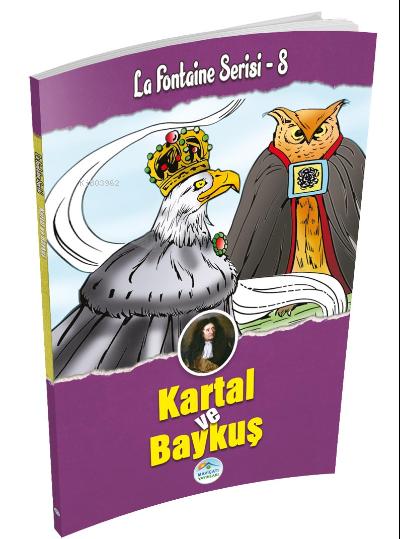 Kartal ve Baykuş - La Fontaine Serisi 8