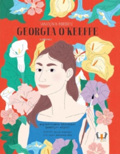 Sanatçının Portresi Georgia O'Keeffe