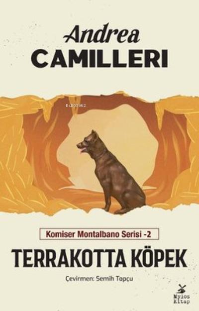 Terrakotta Köpek;Komiser Montalbano Serisi 2