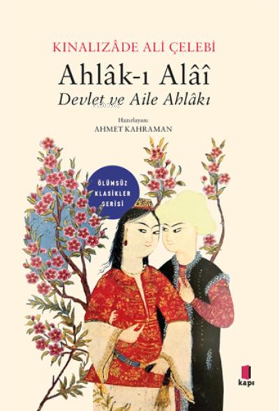 Ahlak-ı Alai;Ölümsüz Klasikler Serisi