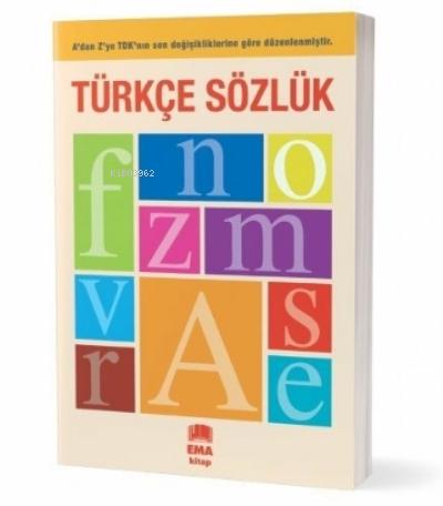 Türkçe Sözlük ;İlköğretim İçin