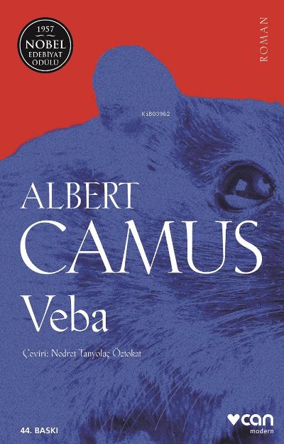 Veba;1957 Nobel Edebiyat Ödülü