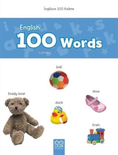 English 100 Words; İngilizce 100 Kelime