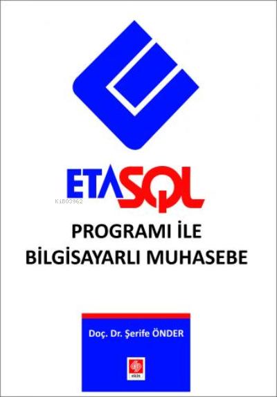 Eta Sql Programı ile Bilgisayarlı Muhasebe