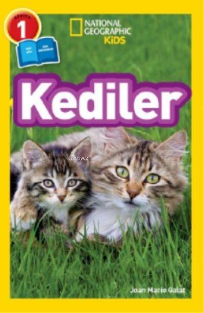 National Geographic Kids - Kediler