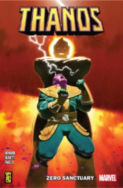 Thanos : Zero Sanctuary