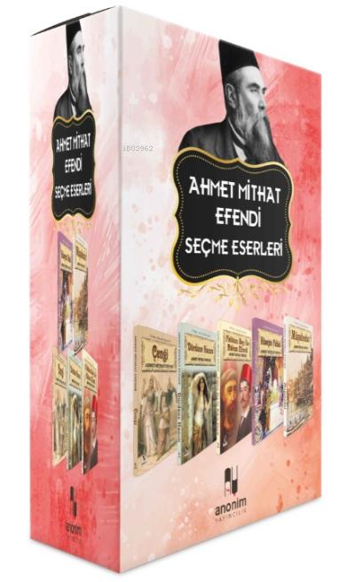 Ahmet Mithat Efendi 5 Kitap Set