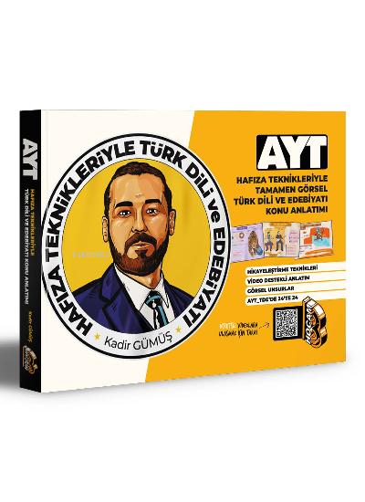 2022 AYT Hafıza Teknikleriyle Türk Dili ve Edebiyatı Konu Anlatımı