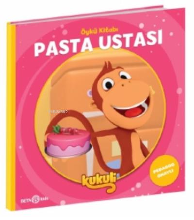Kukuli Öykü Kitabı - Pasta Ustası