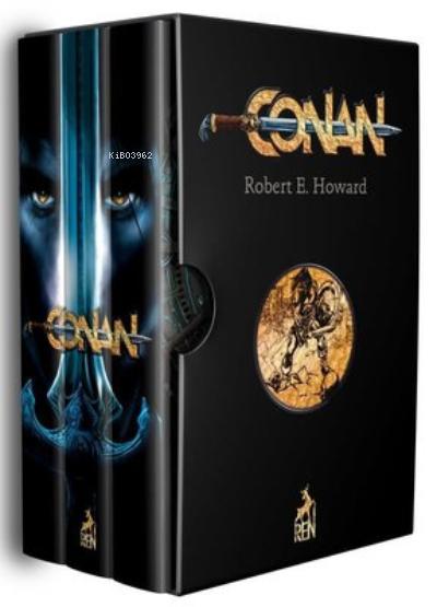 Conan Seti ( 3 Kitap )