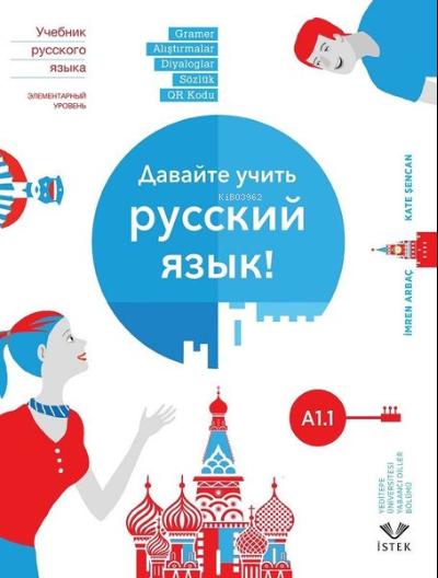 Haydi Rusça Öğrenelim! A1.1