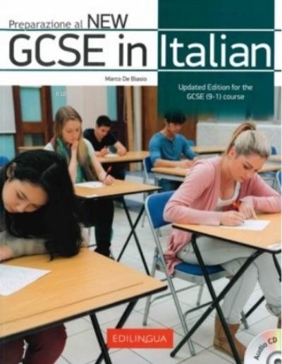 Preparazione Al New GCSE in İtalian +CD