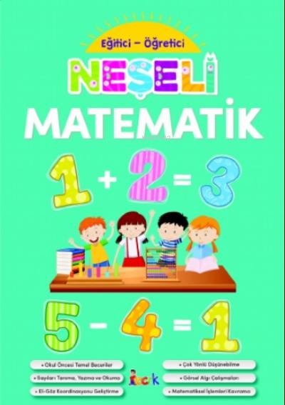 Eğitici - Öğretici Neşeli Matematik
