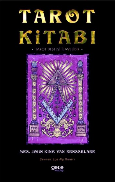 Tarot Kitabı ;Tarot Destesi İlaveli