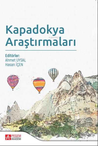 Kapadokya Araştırmaları
