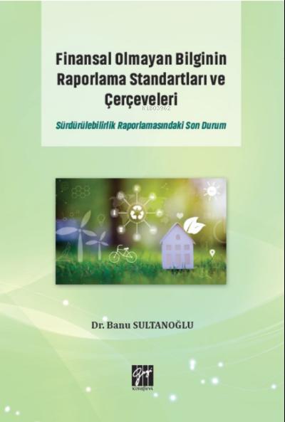 Finansal Olmayan Bilginin Raporlama Standartları ve Çerçeveleri Sürdürülebilirlik Raporlamasındaki Son Durum