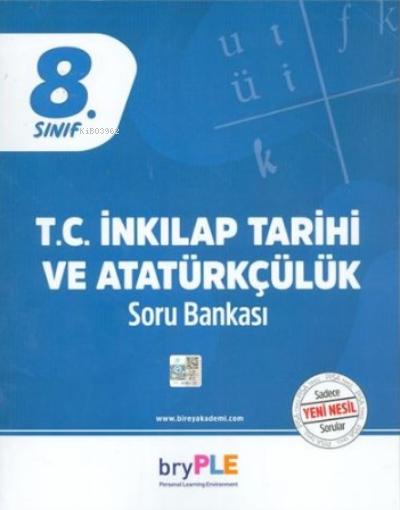 Birey Yayınları 8.sınıf Ple İnkılap Tarihi Soru Bankası