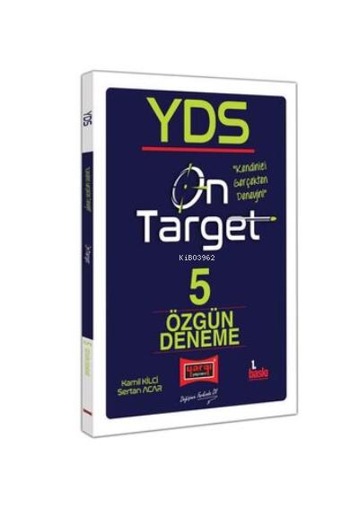 YDS On Target 5 Özgün Deneme Sınavı