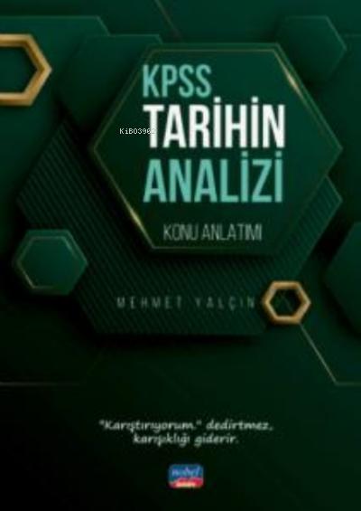 KPSS Tarihin Analizi - Konu Anlatımı