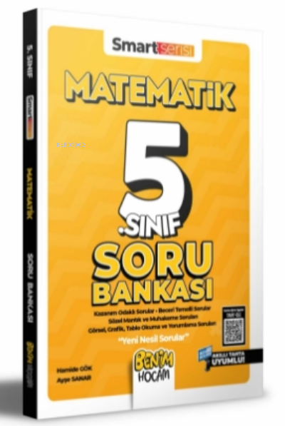 2022 5. Sınıf Matematik Soru Bankası