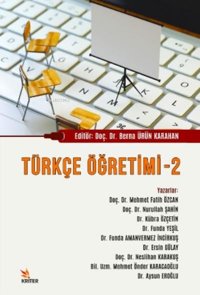 Türkçe Öğretimi -2
