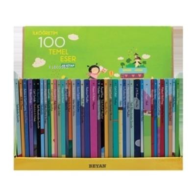 İlköğretim 100 Temel Eser ( 40 Kitap Takım )