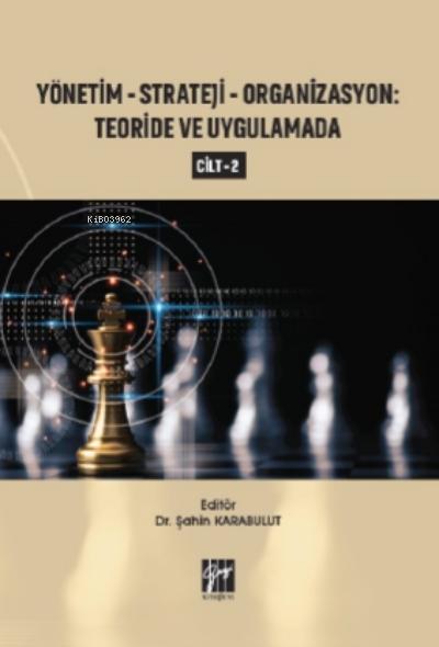 Yönetim - Strateji - Organizasyon Teoride ve Uygulamada (Cilt 2)