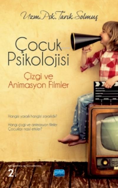 Çocuk Psikolojisi, Çizgi Ve Animasyon Filmler