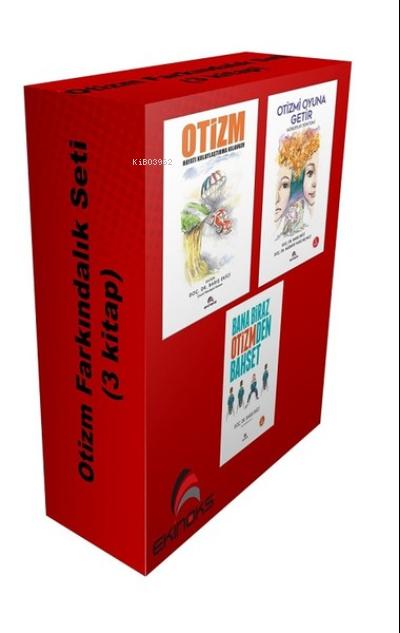 Otizm Farkındalık Seti (3 Kitap Takım)