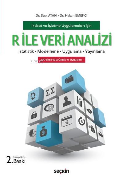 R ile Veri Analizi; İstatistik - Modelleme - Uygulama