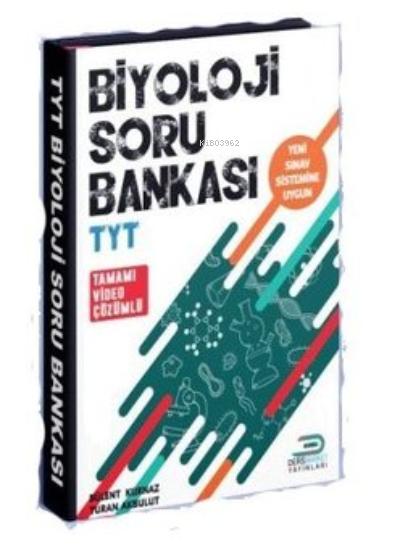 TYT Biyoloji Soru Bankası; Tamamı Soru Altı Video Çözümlü