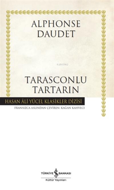 Tarasconlu Tartarin - Ciltli