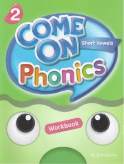 Come On, Phonics 2 Workbook