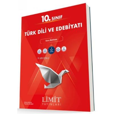 Limit 10.Sınıf Türk Dili ve Edebiyatı Soru Kitabı