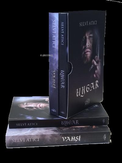 Vahşi Krallık Serisi (2 Kitap Takım)