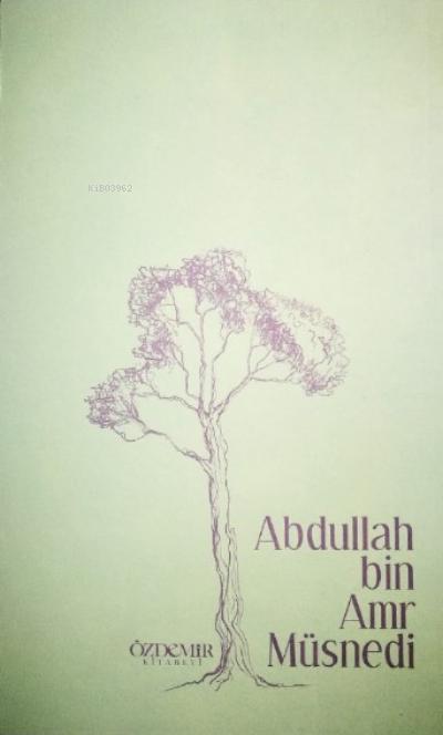 Abdullah bin Amr Müsnedi