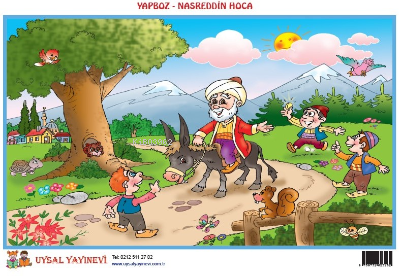 Uysal Yapboz - Nasrettin Hoca