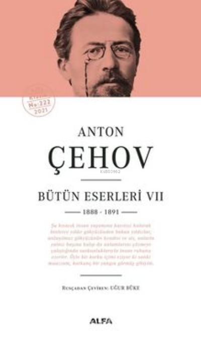Anton Çehov - Bütün Eserleri 7 ;1888 -1891
