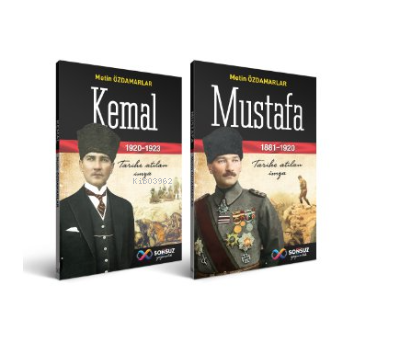 Mustafa ve Kemal Set