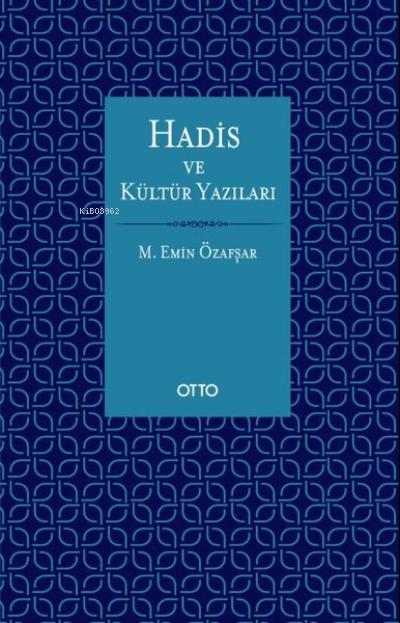 Hadis ve Kültür Yazıları