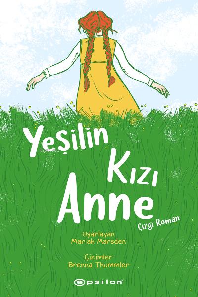Yeşilin Kızı Anne;Çizgi Roman