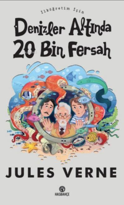 İlköğretim İçin Denizler Altında 20 Bin Fersah