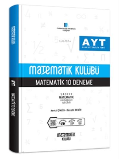 Ayt Matematik 10 Deneme