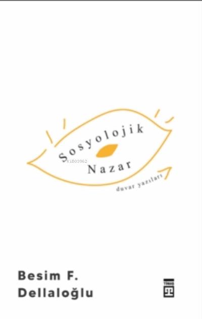 Sosyolojik Nazar