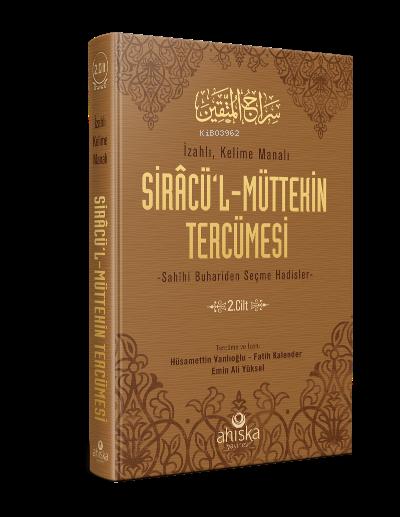 Siracül Müttekin Tercümesi 2.Cilt