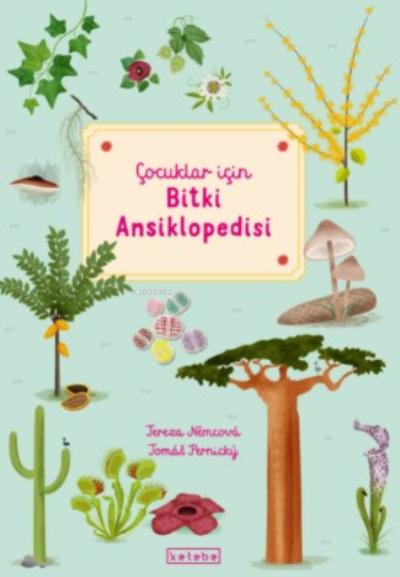 Çocuklar İçin Bitki Ansiklopedisi